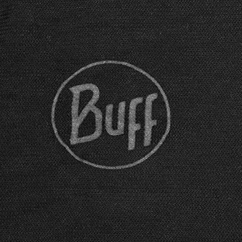 Buff Men's Solid Original, Black, One Size - Shoppersbase