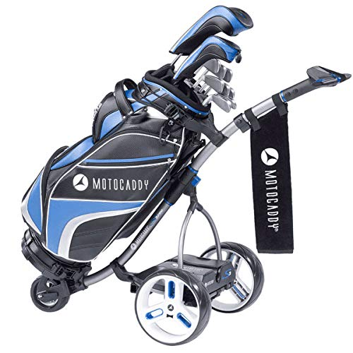Motocaddy Deluxe Trolley Towel - Shoppersbase