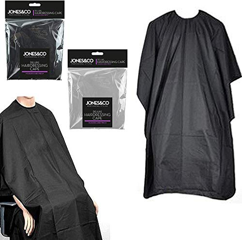 Deluxe Hairdressing Cape Unisex Gown for Hair Styling & Cutting - Shoppersbase