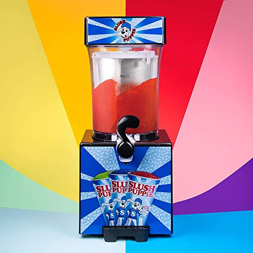 Fizz Creations Slush Puppie Slushie Maker Birthday Party Summer Drinks - Shoppersbase