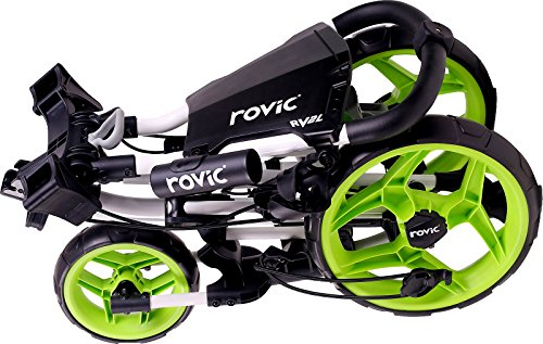 Rovic Unisex's RV2L Trolley, Charcoal/Lime, One Size - Shoppersbase