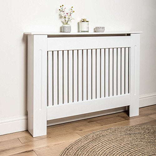 Home Treats Radiator Cover Small Large Adjustable (Small) - Shoppersbase