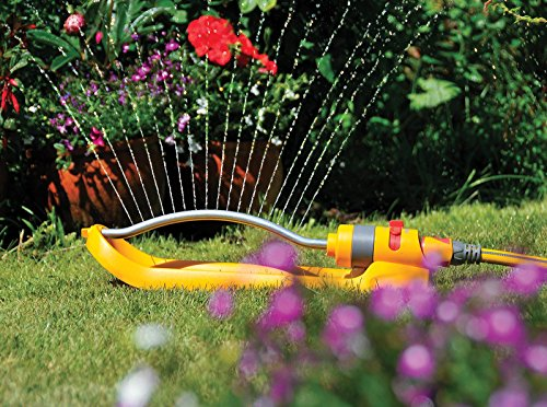 Hozelock Rectangular Sprinkler 180m² - Shoppersbase