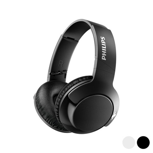 Foldable Headphones with Bluetooth Philips SHB-3175/00 USB BASS+ 40 mW - Shoppersbase