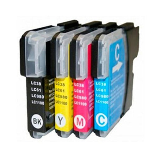 Compatible Ink Cartridge Inkoem LC980 XL - Shoppersbase