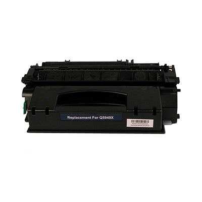 Compatible Toner Inkoem Q5949X/7553 Black - Shoppersbase