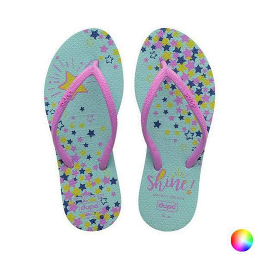Flip Flops for Children Dupé Princess - Shoppersbase