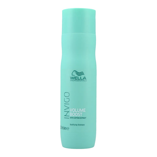Shampoo Invigo Volume Boost Wella (250 ml) - Shoppersbase