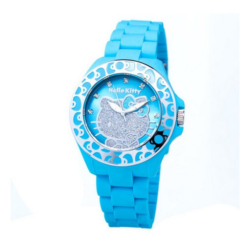 Infant's Watch Hello Kitty HK7143B-01 (45 mm) - Shoppersbase