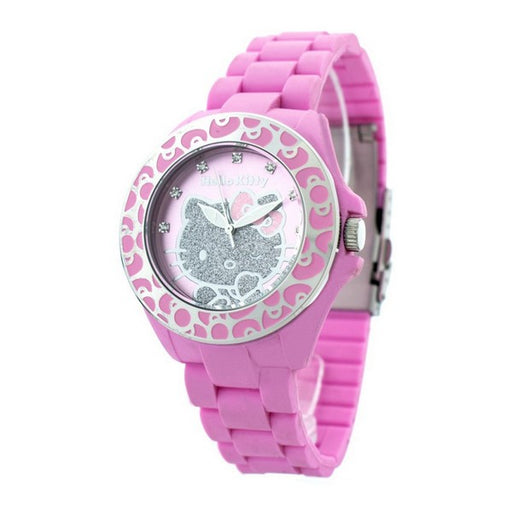 Infant's Watch Hello Kitty HK7143B-07 (43 mm) - Shoppersbase