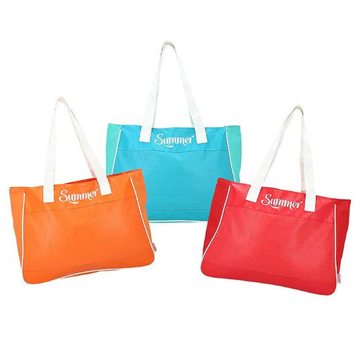 Beach Bag Classic Summer (50 x 18 x 36 cm) - Shoppersbase