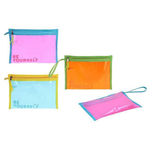 Toilet Bag Beach Aktive Be Yourself (27 x 20 cm) - Shoppersbase