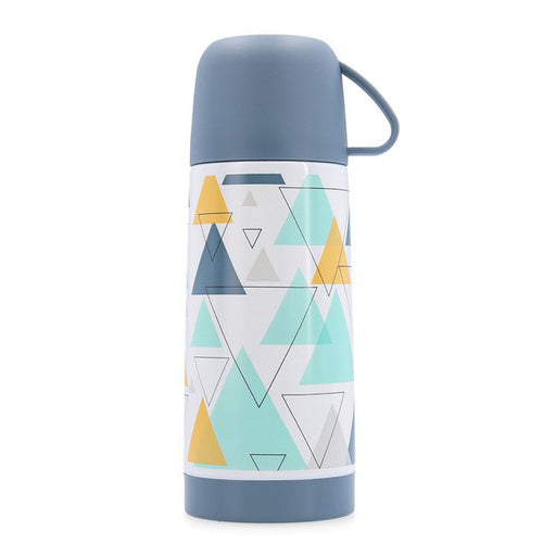 Travel thermos flask Quid Mint Stainless steel 0,35 L - Shoppersbase