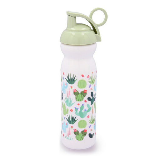 Bottle Quid Flowers Plastic 0,68 l - Shoppersbase