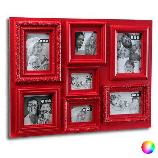 Photo frame Plastic (x7) - Shoppersbase