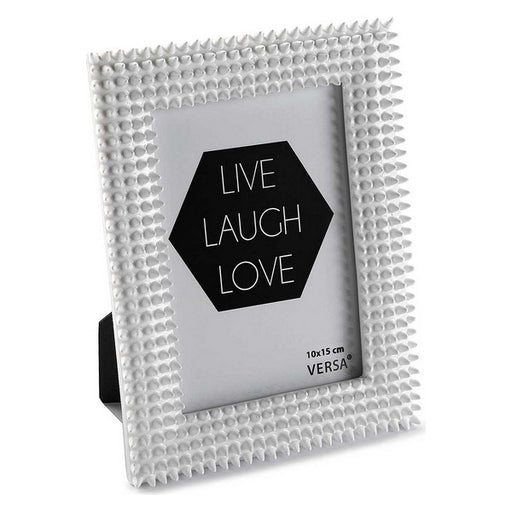 Photo frame Plastic White Fusion - Shoppersbase