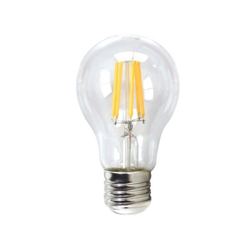 Spherical LED Light Bulb Silver Electronics 1980627 E27 6W 3000K A++ (Warm light) - Shoppersbase