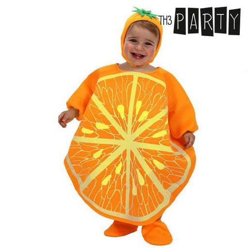 Costume for Babies Orange - Shoppersbase