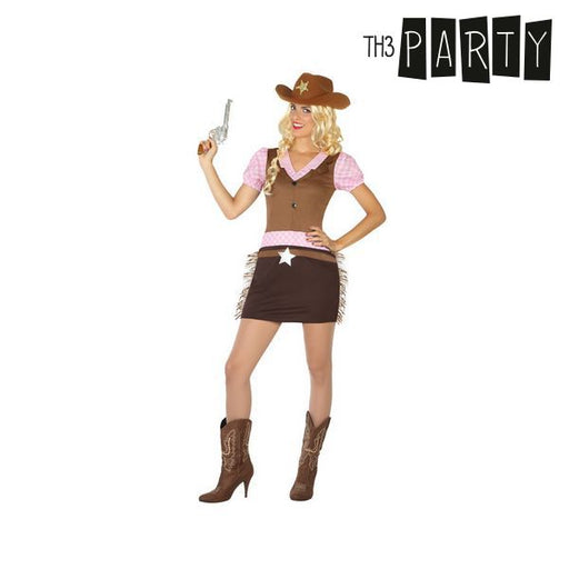 Costume for Adults Cowgirl - Shoppersbase