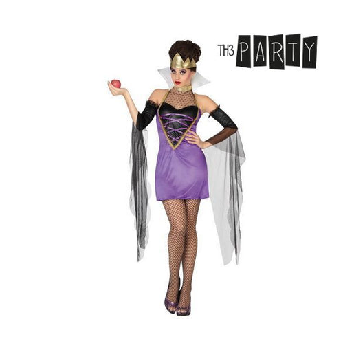 Costume for Adults 4804 Evil queen - Shoppersbase