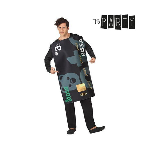 Costume for Adults 6525 Credit card - Shoppersbase