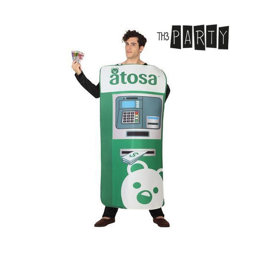 Costume for Adults 6846 Atm - Shoppersbase