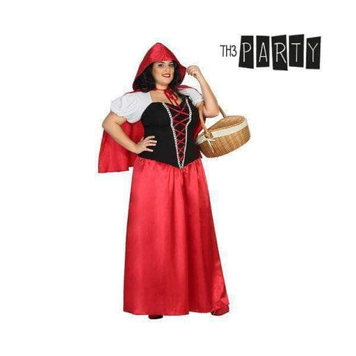 Costume for Adults Little red riding hood - Shoppersbase