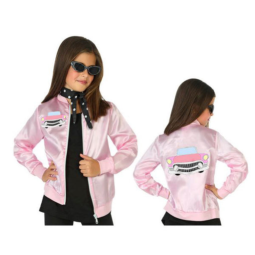 Costume for Children Grease Pink (1 Pc) - Shoppersbase