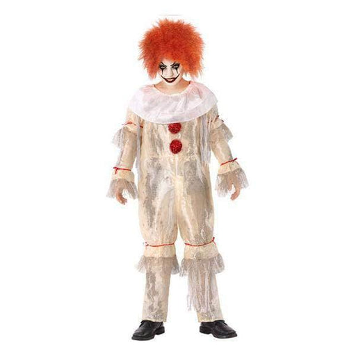 Costume for Children Male clown - Shoppersbase