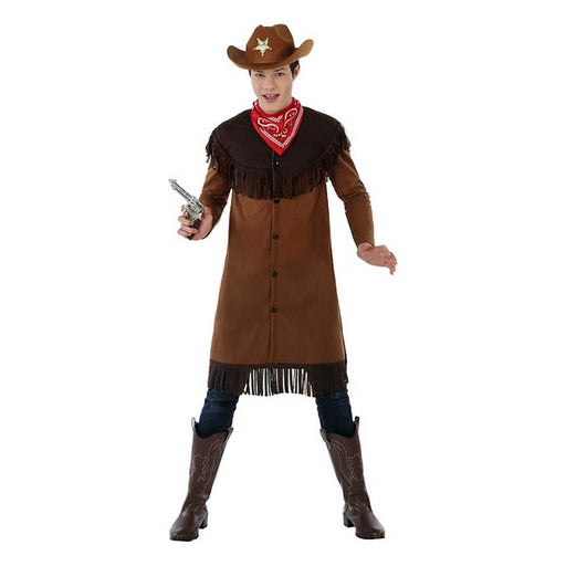 Costume for Children 115989 Cowboy (Size 14-16 years) - Shoppersbase