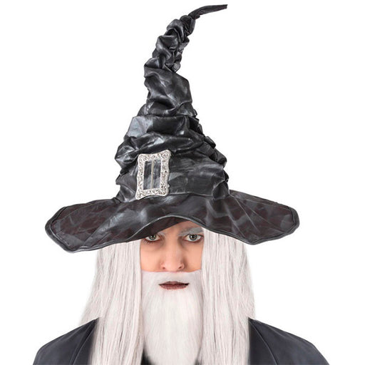 Hat Wizard Black - Shoppersbase