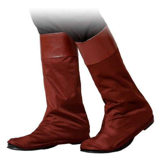 Boot covers Pirate Brown - Shoppersbase