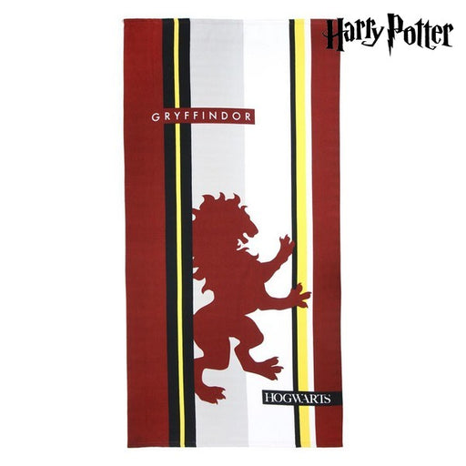 Beach Towel Gryffindor Harry Potter 74119 - Shoppersbase