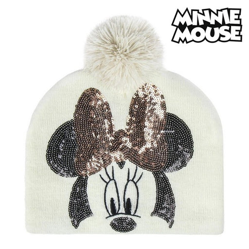 Hat Minnie Mouse 74316 White - Shoppersbase