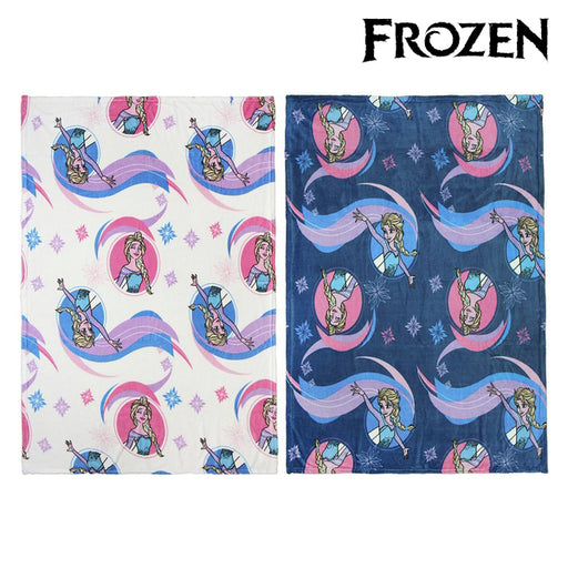 Fleece Blanket Frozen 73360 (120 x 160 cm) - Shoppersbase