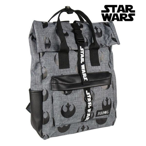 Casual Backpack Star Wars Grey - Shoppersbase