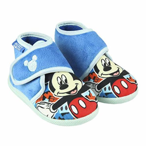 House Slippers Mickey Mouse - Shoppersbase