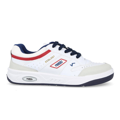 Trainers Paredes ECOLOGY White Navy blue - Shoppersbase