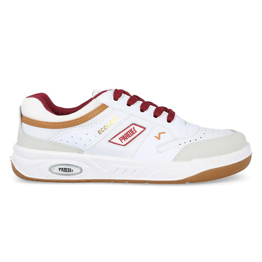 Trainers Paredes ECOLOGY Burgundy - Shoppersbase