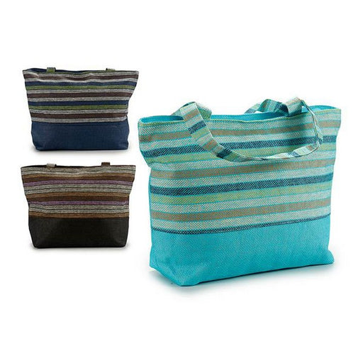 Beach Bag Multicolour (17 x 40 x 60 cm) - Shoppersbase