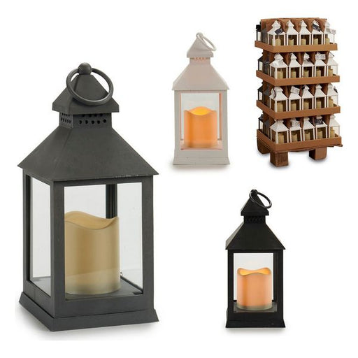LED Candle Gift Decor Plastic (10,3 x 27 x 10,3 cm) - Shoppersbase