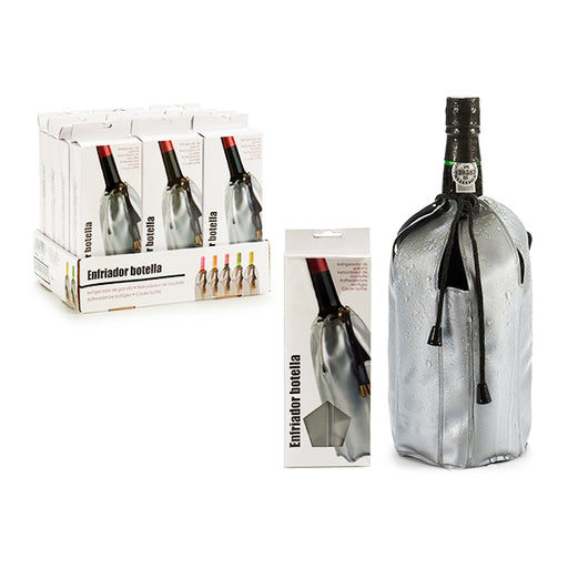 Bottle Cooler Grey (0,5 x 22 x 17 cm) - Shoppersbase