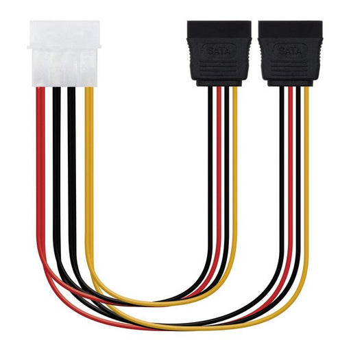 Power Cord NANOCABLE 10.19.0101-OEM SATA - Shoppersbase