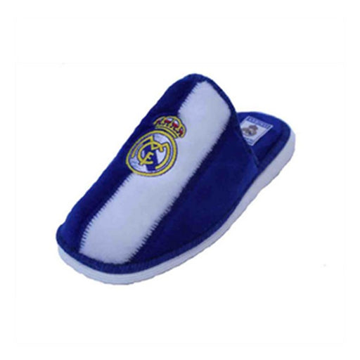 House Slippers Real Madrid Andinas 790-90 White Blue Children's - Shoppersbase