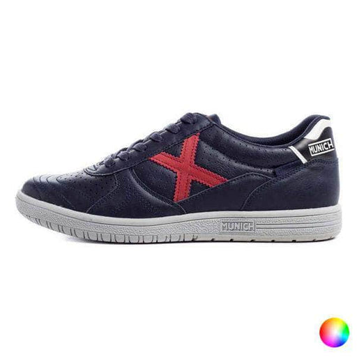 Men's Casual Trainers Munich G3 Jeans - Shoppersbase