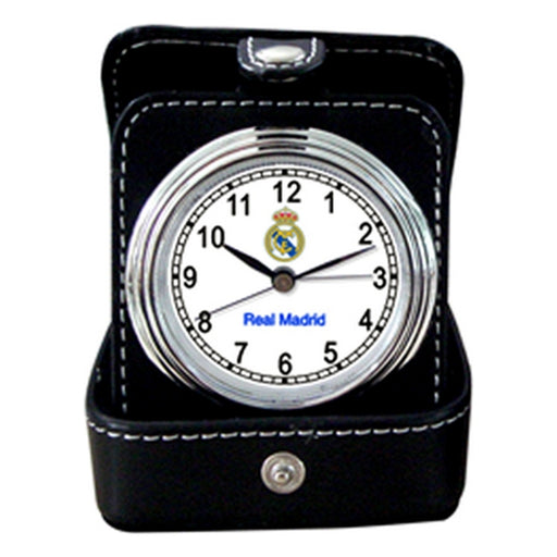 Alarm Clock Real Madrid C.F. Travel size - Shoppersbase