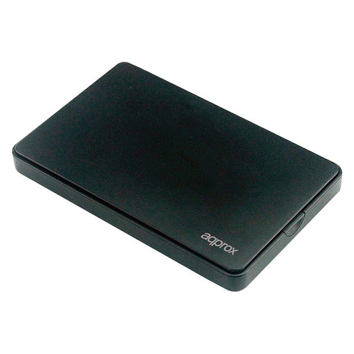 "Housing for Hard Disk approx! APPHDD300B 2,5"" SATA USB 3.0 Black - Shoppersbase"