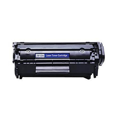 Compatible Toner Inkoem Q2612A Black - Shoppersbase