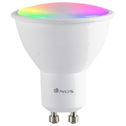 Smart Light bulb NGS Gleam510C RGB LED GU10 5W - Shoppersbase