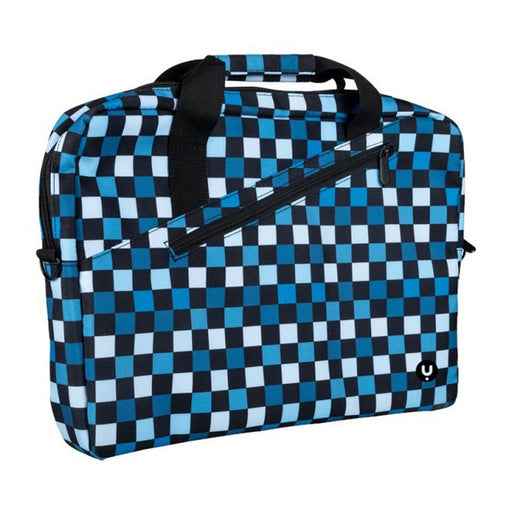 "Laptop Case NGS GINGERCHESS 15,6"" Blue White - Shoppersbase"